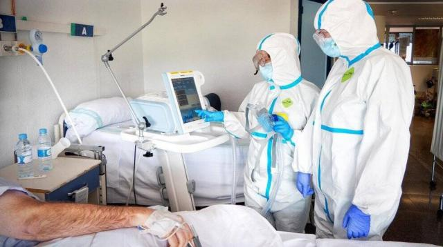 CORONAVIRUS | 2 hospitalizados en Talavera por Covid