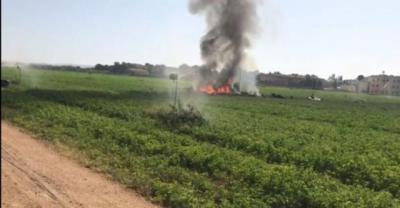 El piloto del caza Eurofighter fallecido en el accidente en Albacete es el capitán Borja Aybar