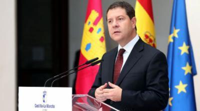 García-Page celebra los datos 'récord' de bajada de paro en Castilla-La Mancha