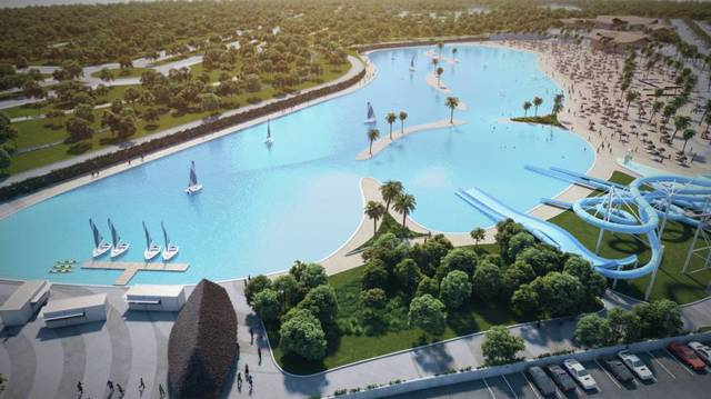 Rayet construirá la mayor playa urbana de Europa en Alovera (Guadalajara)