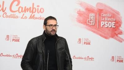 Sergio Gutiérrez, secretario regional de Organización del PSOE
