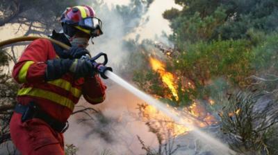 TALAVERA | Riesgo alto de incendios forestales