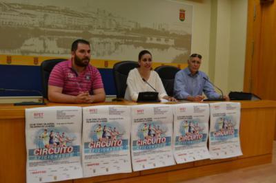 El Club de Tenis Talavera trae a la ciudad el circuito amateur de la RFET