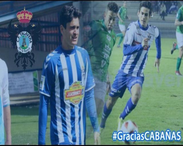 Jesús Cabañas abandona el CF Talavera