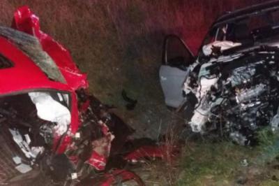 Accidente de tráfico en la N-121 en Olite con un fallecido. POLICÍA FORAL Europa Press