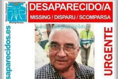 Nueva batida para localizar al hombre desaparecido en Casarrubios del Monte en febrero