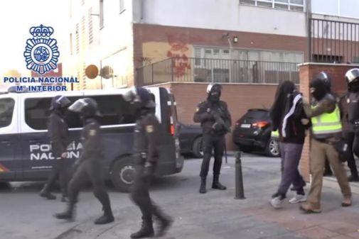 Desarticulan un clan familiar que financiaba yihadismo en Siria tras registros en Toledo, Madrid y Valencia
