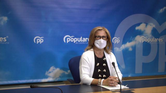 La senadora del PP-CLM, Pilar Alía   Archivo