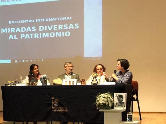Tierras de Cerámica participa en un congreso en México
