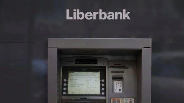 Cajero de Liberbank    Marta Fernández Jara   Europa Press