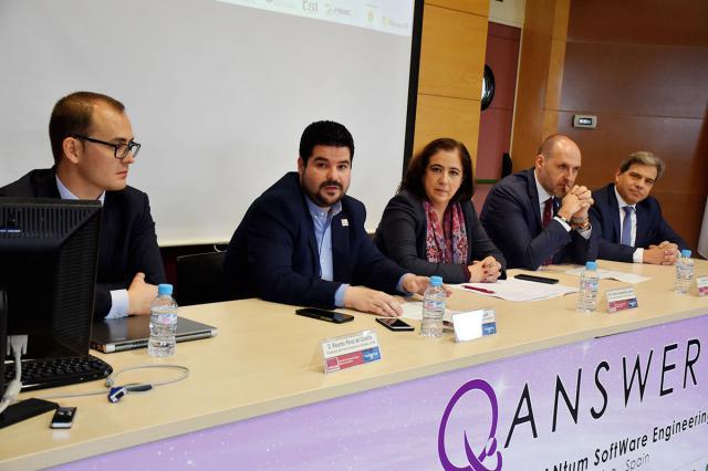 """Tito:'Las jornadas QAnswer 2020 son un reflejo de lo que queremos para Talavera: nuevas tecnologías, inversión y progreso"""""""