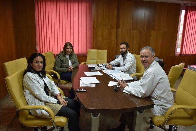 CORONAVIRUS | El Ayuntamiento dona material de prevención a la Gerencia del Hospital de Talavera