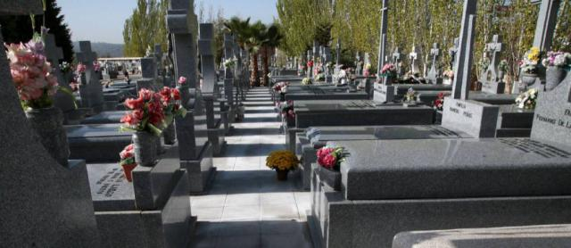 Imagen de archivo del Cementerio Toledo / Europa Press