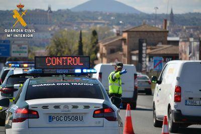 ESTADO DE ALARMA | Más controles en carretera este Puente de Mayo