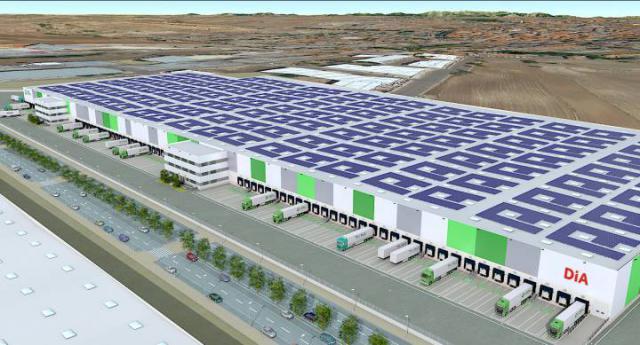 ILLESCAS | Dia construirá un almacén con una inversión de 50 millones