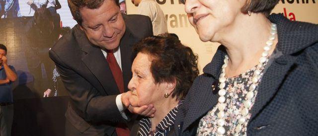 OBITUARIO | Fallece Gregoria Sánchez, madre del presidente de Castilla-La Mancha