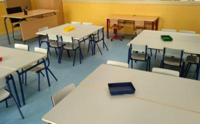 CORONAVIRUS | Cuatro aulas confinadas en Talavera