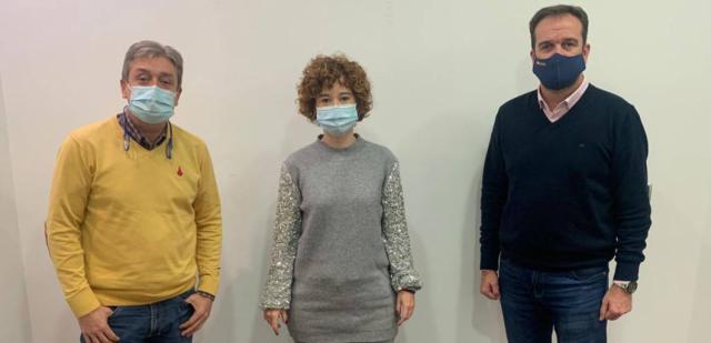 Pablo Escobar, María Ángeles Martínez Paños y Antonio Martínez Iniesta | Corriente Crítica del PP en CLM | Cadena Ser