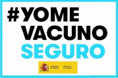 VÍDEOS | #YoMeVacunoSeguro, lema de la campaña del Ministerio de Sanidad