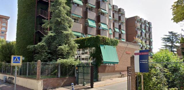 """Residencia """"Virgen del Prado"""" / Google Maps"""