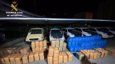 ORGANIZACIÓN CRIMINAL   Cuatro detenidos en la provincia de Toledo
