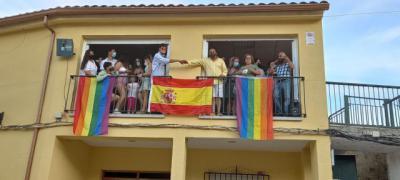 Pepino se suma a los actos conmemorativos por el Orgullo LGTBI+