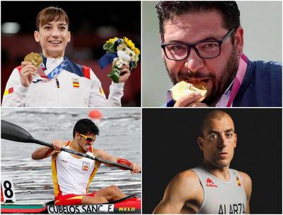 Ayudas a 125 deportistas de élite de la región: Sánchez, Fernández, Cubelos, Alarza...