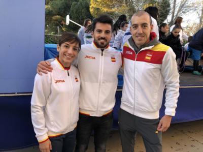 Los 3 olímpicos talaveranos recorrerán en coche la ciudad: este es el trayecto