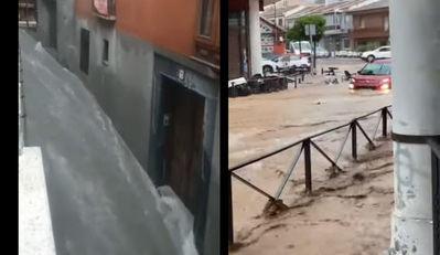 La DANA deja 50 l/m2 y 200 incidencias y ahora amenaza Cuenca y Guadalajara