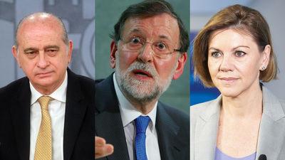 Fernández Díaz señala a Rajoy y Cospedal como responsables de la 'Kitchen'