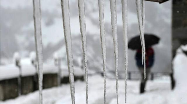-17,6 GRADOS | Una localidad de CLM marca este lunes la temperatura mínima del país
