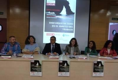 """Talavera reflexiona sobre los """"Discursos de odio en el ámbito del trabajo"""""""