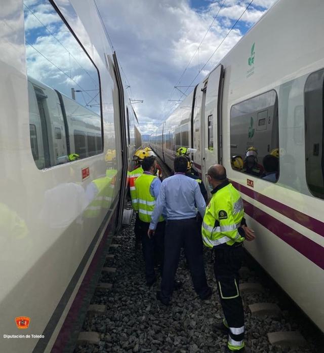 SUCESOS | Muere arrollado por un tren en un pueblo de Toledo