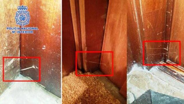 ATENCIÓN | Si encuentras esto en la puerta de casa... puedes sufrir un robo
