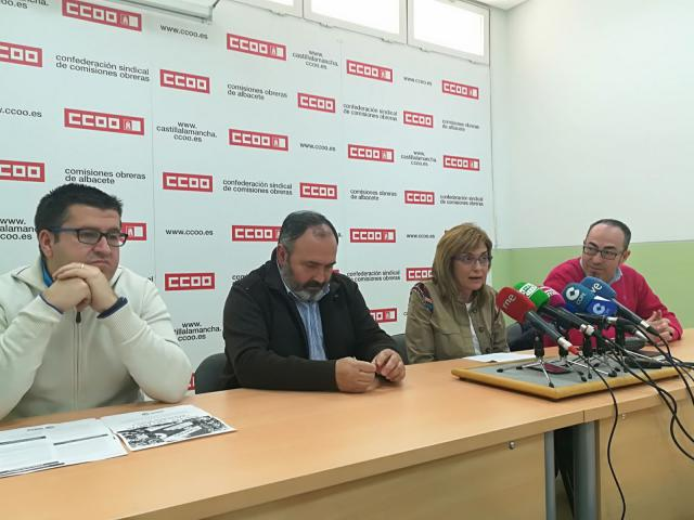 CCOO y UGT centrarán el 1º de Mayo en pedir mejoras en la distribución económica y las pensiones