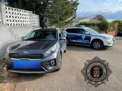 EL CASAR DE ESCALONA | ¿Lo reconoces? La Policía busca al dueño de un coche robado