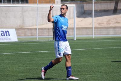 Nuevo fichaje del CF Talavera: el delantero Álvaro Sánchez