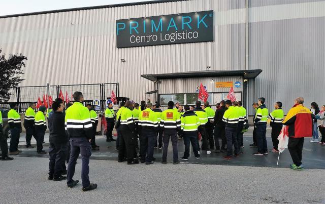 Imagen de la huelga de junio del año pasado contra la MSCT.