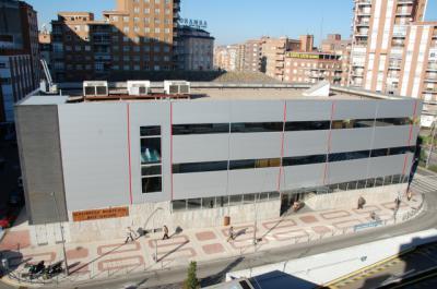 Biblioteca Municipal José Hieero, en Talavera de la Reina