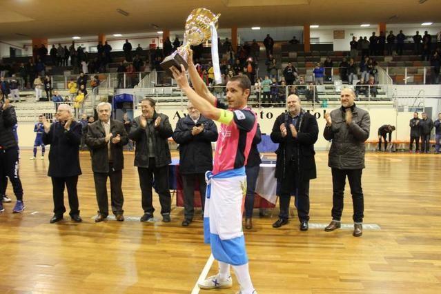 Las imágenes del triunfo del Soliss FS Talavera, campeón del Trofeo JCCM