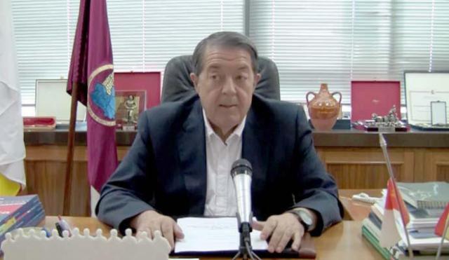 VÍDEO | Primer lío en las elecciones a presidente del fútbol regional