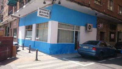 TALAVERA   La Asociación de Vecinos 'Puerta de Zamora', a disposición del Hospital