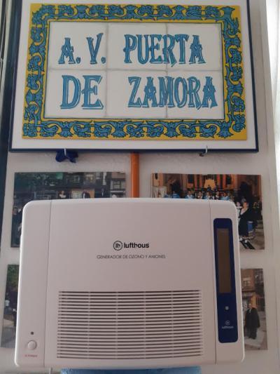 TALAVERA | La Asociación de Vecinos 'Puerta de Zamora' sigue ayudando en la lucha contra el Covid-19