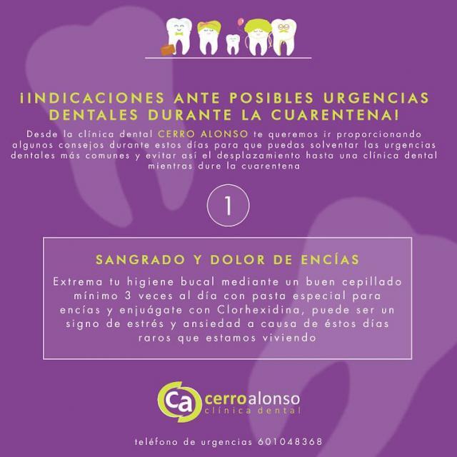 SALUD | Cómo tratar las urgencias dentales desde casa en esta época de confinamiento (1)