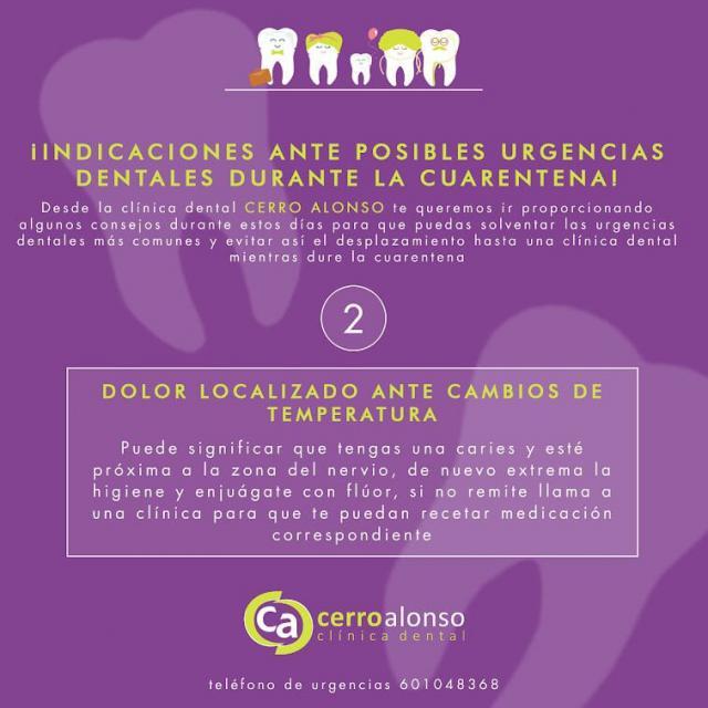 SALUD   Cómo tratar las urgencias dentales desde casa en esta época de confinamiento (2)