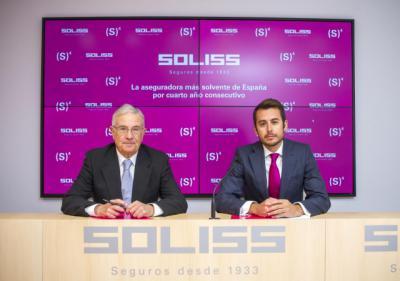 COVID-19   Soliss facilita el acceso a las prestaciones del fondo solidario a sanitarios en sus oficinas