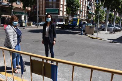 TALAVERA | 3 nuevos semáforos y 2 pasos de peatones para evitar atropellos y accidentes