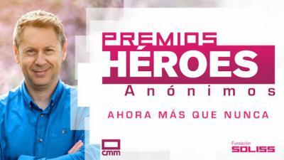 CMMedia y la Fundación Soliss convocan la segunda edición de los premios 'Héroes anónimos'
