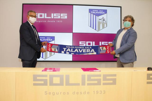 FÚTBOL SALA | Seguros Soliss seguirá apostando en tiempos difíciles por el FS Talavera