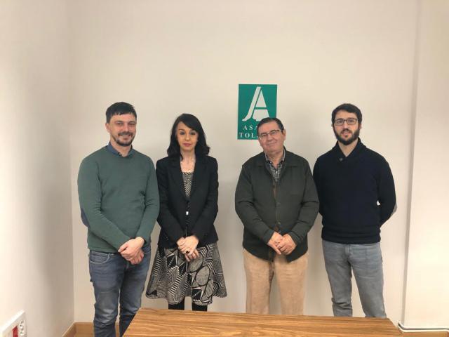 Podemos Talavera y ASAJA Toledo se reúnen para abordar la situación del sector primario en la comarca talaverana